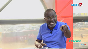 MP for Assin Central, Ken Agyapong