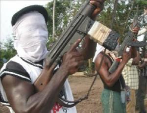 Robbers Begoro