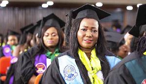 KNUST Nurses Graduation