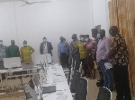 Takoradi Technical University has established a cyber-security centre