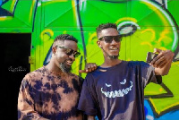 Ypee and Sarkodie