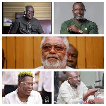 Stories that were mostly read on GhanaWeb in 2020 involved these personalities