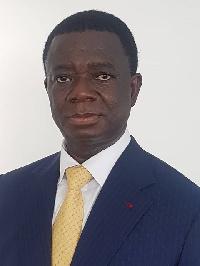 Dr Stephen Kwabena Opuni, former COCOBOD CEO
