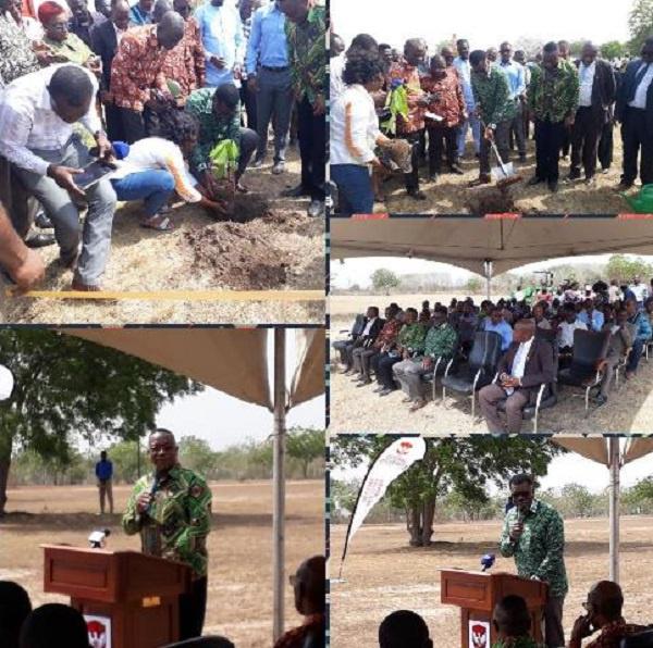 Central University begins construction of teaching  hospital