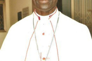 Bishop of the Obuasi Diocese of the Methodist Church, The Right Reverend Hayford Aduse-Poku