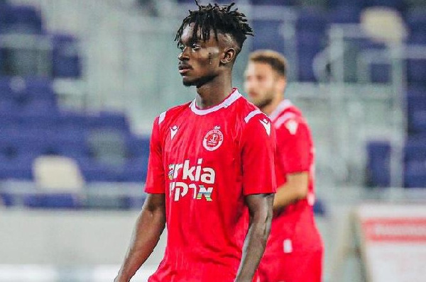 Hapoel Tel Aviv boss refuses to blame Emmanuel Boateng for collapse against Hapoel Haifa