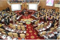 Parliament House of Ghana