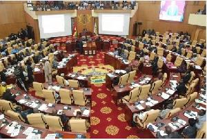 Parliament Ghana Mm