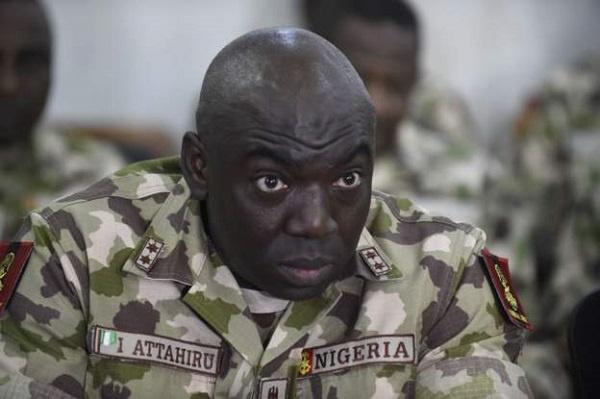 Lt. Gen. Ibrahim Attahiru, Nigeria army chief
