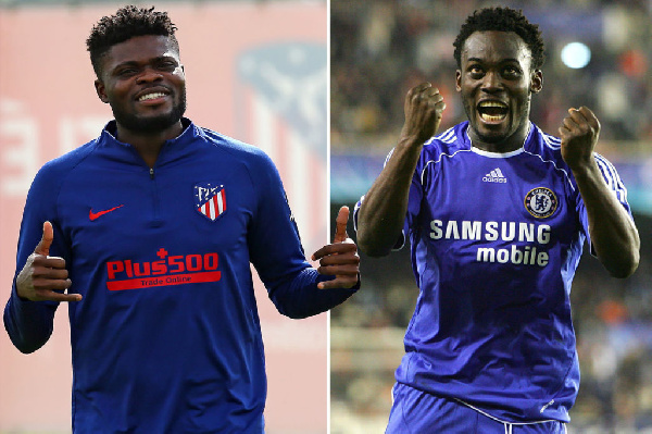 Can Partey beat Essien as the PL's finest Ghanaian?