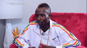 Patapaa who was speaking on the Delay show apologised for his 'attacks' on Maame Dokono