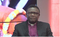 Prof. Emmanuel Asante,chairman of the National Peace Council
