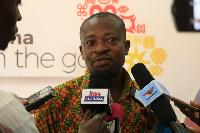Seth Twum Akwaboah, CEO of AGI
