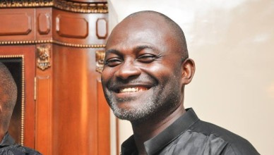 Hon. Kennedy Agyepong, MP for Assin Central