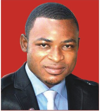 Talensi NDC constituency secretary, Zinekena Solomon T.T.B