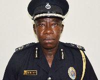 COP Ken Yeboah, Ashanti Regional Police Commander