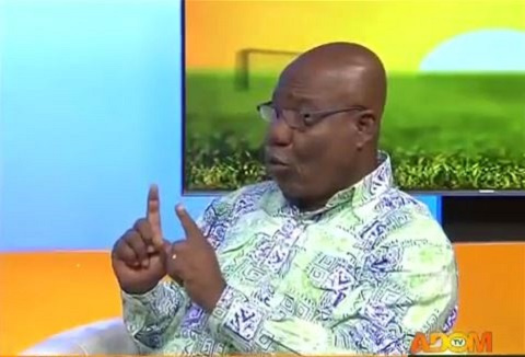 Allotey Jacobs, NDC Central Regional Chairman