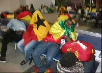 File  Photo: Ghanaian Supporters