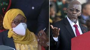Tanzania president take covid injection, do u-turn from Magufuli anti-vaccine plan