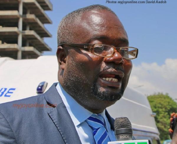 Forgive Mahama for beating war drums - Kofi Akpaloo