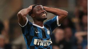 Kwadwo Asamoah Cry