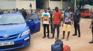 Mamfe Akuapem Robbers