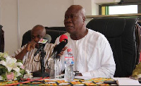 Kofi Portuphy - NDC National Chairman