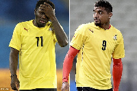 Boateng and Muntari have not played for the Black Stars since 2014