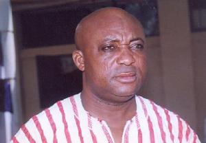 MP for Savelugu, Mohammed Abdul Samed Gunu