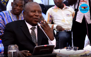 Martin Amidu was vetted yesterday