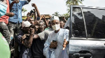 Tensions high in Guinea after opposition claims victory