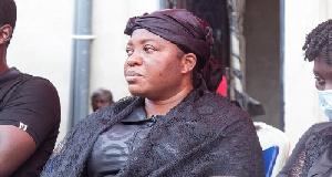Ophelia Mensah Kwansah Hayford, Mfantseman MP