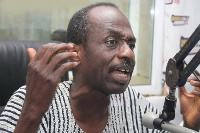 General Secretary of the NDC, Johnson Asiedu Nketia