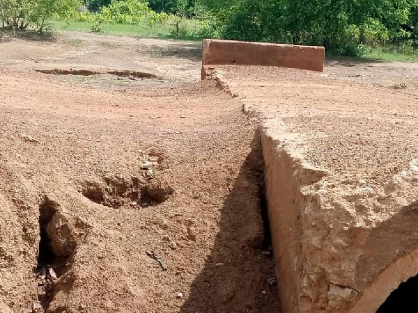 According to the MP for Builsa South, roads in his Constituency are in a deplorable state