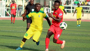 Kotoko must beat Kano Pillars by at least one goal to progress in the competition