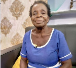 57-year-old JHS leaver who walked 3 miles to school every day celebrated