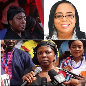 Some wives of MPs who succeeded them in Parliament