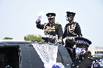Oppong-Boanuh charges new IGP, leadership to be united as he retires