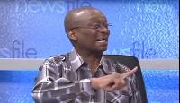 Editor-In-Chief of the New Crusading Guide Newspaper, Abdul Malik Kweku Baako