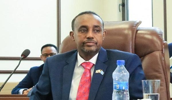 Mohamed Hussein Roble, Prime Minister of Somali
