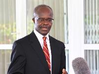 Paa Kwesi Nduom, President, Groupe Nduom