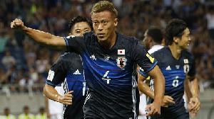 Keisuke Honda Japan