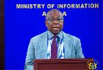 Kwaku Agyeman-Manu, Minister of Health