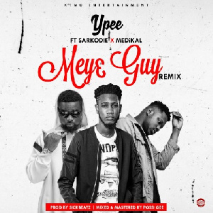 YPEE features Sarkodie on his new single
