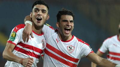 Egyptian giants SC Zamale