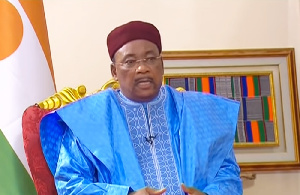 Mahamadou Issoufou, Former Nigerien leader