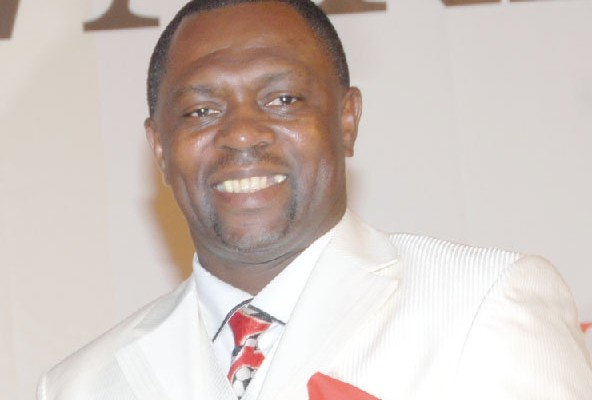 Ex-Black Stars striker Samuel Opoku Nti