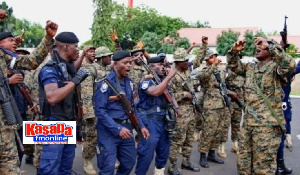 The task force team commenced operations in some districts of the Ashanti and Eastern region