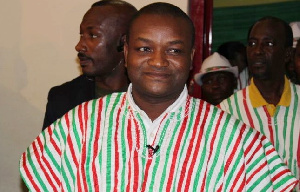 Flagbearer of the All Peoples Congress (APC), Dr Hassan Ayariga