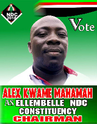 Alex Mahama was accused of buying votes from delegates
